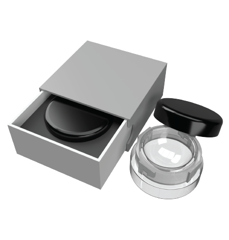 The Rigid Box for concentrate jars by Canna Brand Solutions