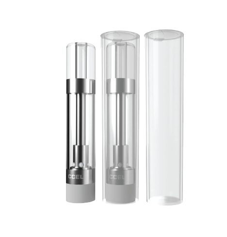 Poly tubes for cartridges