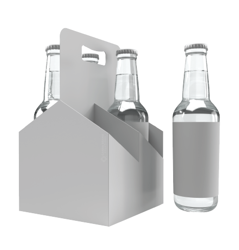Custom Canna Brand Solutions Beverage Carriers