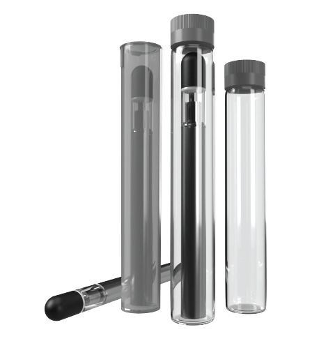 Poly tubes for CCELL Disposables